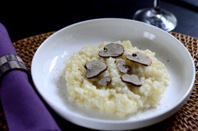 Risotto mit Topinambur | lacapocuoca.at