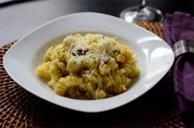 Pasta mit Karfiol | lacapocuoca.at