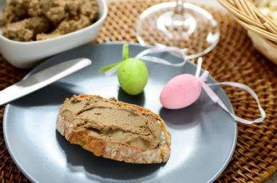 Crostini mit Hühnerleber - lacapocuoca.at