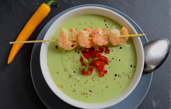 Avocadosuppe | lacapocuoca.at