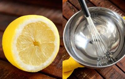 Nahaufnahme Zitrone - lacapocuoca.at