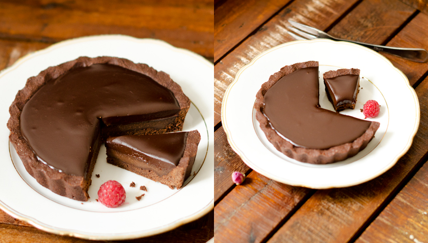 Aria Chocolate Tart