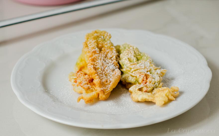 Zucchiniblüten | lacapocuoca.at