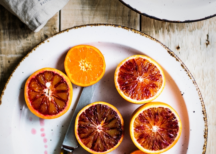 Blood Oranges | La Capocuoca