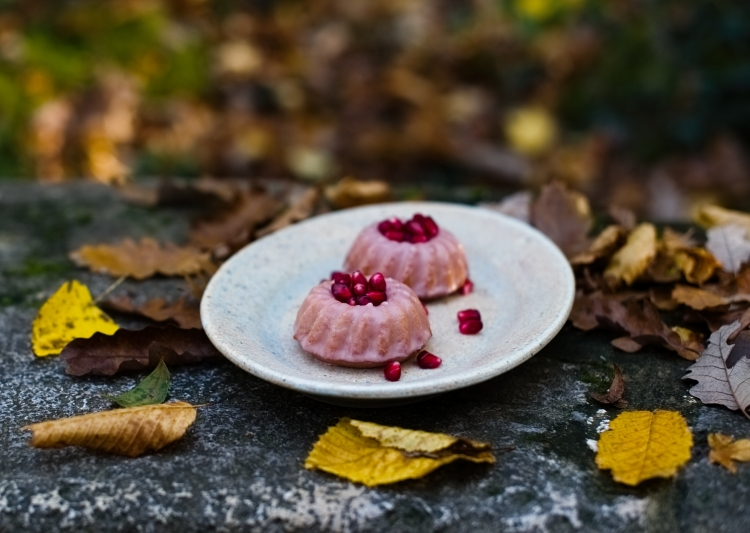 Guglhupf mit Ruby Schokolade | lacapocuoca.at